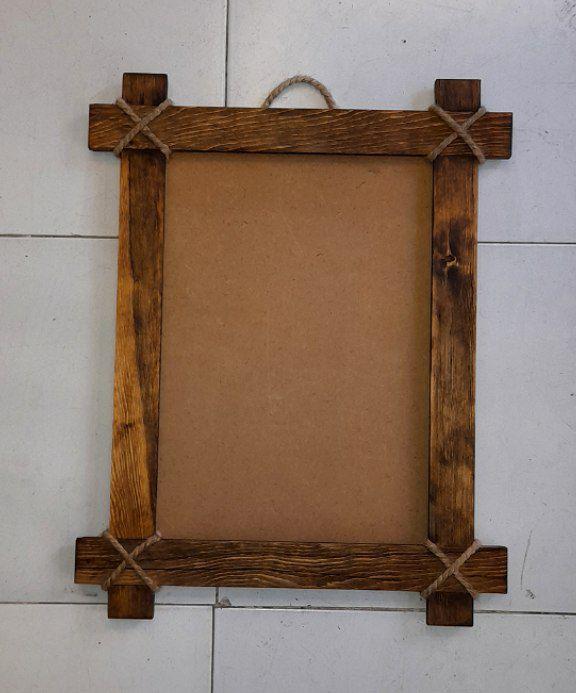 تابلو چوبی طرح کلاسیک